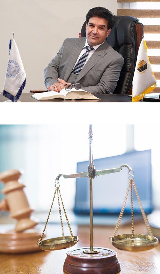 دفتر وکالت