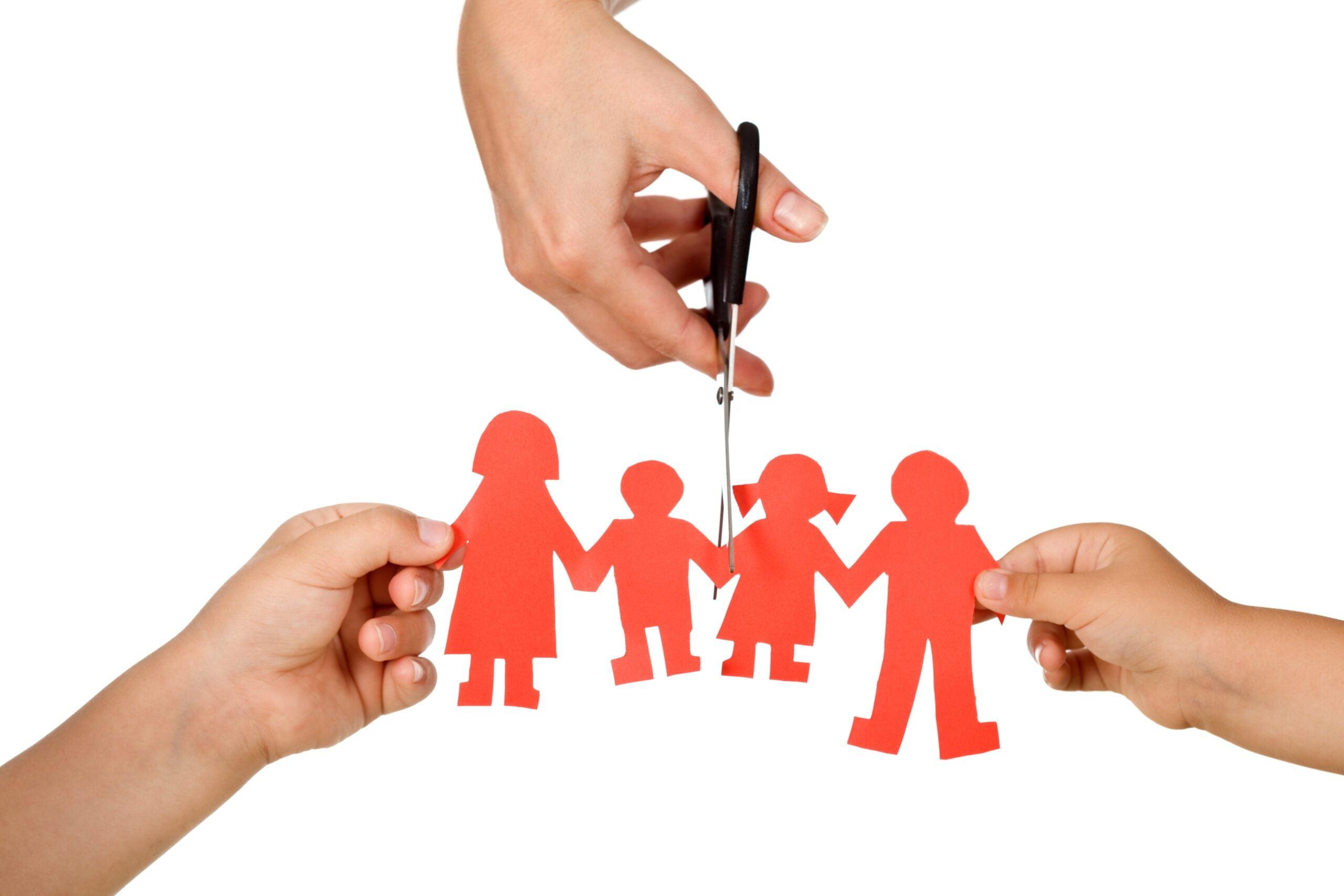 حضانت فرزند بعداز طلاق