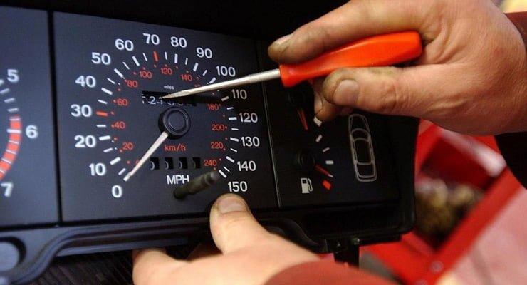 مجازات کم کردن کیلومتر خودرو